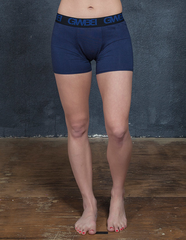 Signature Boxer Brief – Navy/Black