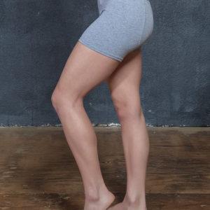 Signature Boxer Brief- Grey/Heather Grey