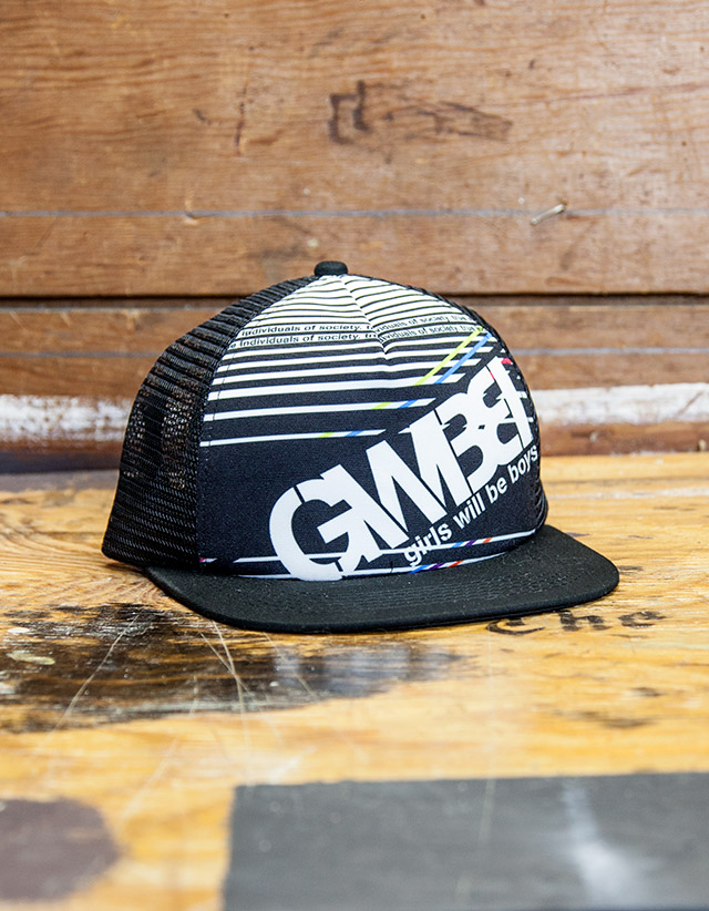 A Hart – Mesh Snapback Hat