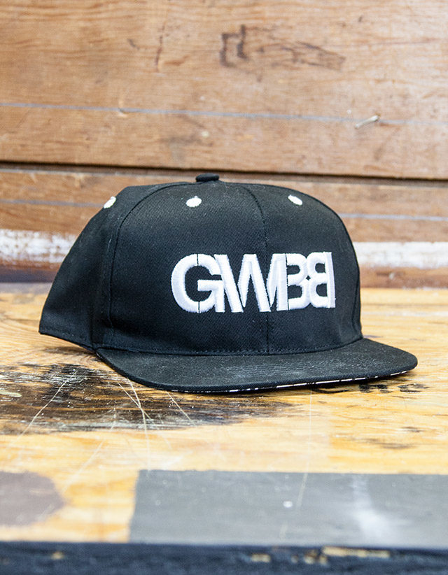 3D EMBROIDERED LOGO SNAPBACK